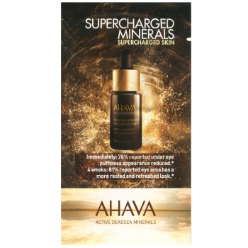 AHAVA Dead Sea Osmoter™ Eye Concentrate Концентрированная сыворотка для глаз с минералами Мертвого моря 2 мл
