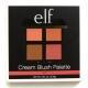 e.l.f. Cream Blush Palette Кремовая палитра румян оттенок Soft