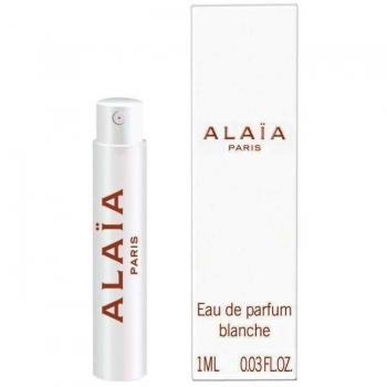 Alaia Blanche Eau de Parfum Парфюмерная вода 1 мл (пробник)