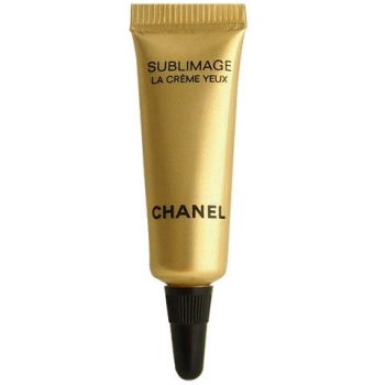 Chanel Sublimage La Creme Yeux Ultimate Regeneration Eye Cream Крем для контура глаз 3 мл (миниатюра)