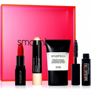 Smashbox Light It Up: Face. Eyes. Lips Набор декоративной косметики