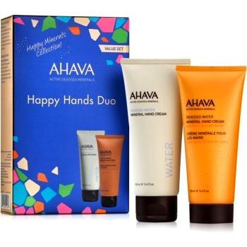AHAVA Happy Hands Duo Набор кремов для рук