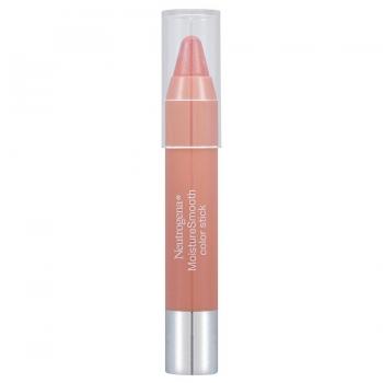 Neutrogena MoistureSmooth Color Stick Помада-карандаш для губ оттенок Juicy Peach  3.1 г
