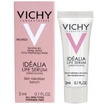 Vichy Idealia Life Serum Сыворотка-идеалайзер для восстановления кожи 3 мл (тестер)