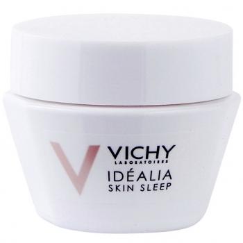Vichy Idealia Skin Sleep Ночной восстанавливающий бальзам-гель для лица 15 мл