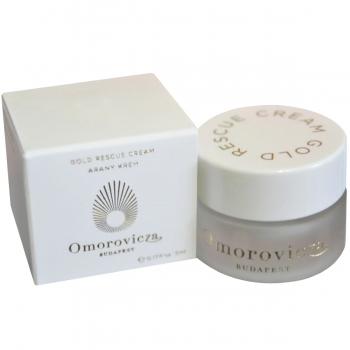 Omorovicza Gold Rescue Cream Интенсивный питательный крем 5 мл (миниатюра)