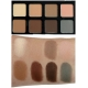 Smashbox Mini Photo Matte Eyes Palette Палетка матовых теней для век и бровей, 8 оттенков 4.96 г