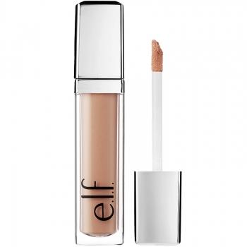 e.l.f. Beautifully Bare Smooth Matte Eyeshadow Матовые тени для век оттенок Nude Linen