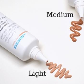 La Roche-Posay Effaclar Duo[+] Unifiant Корректирующий крем для проблемной кожи с тонирующим эффектом оттенок Medium Средний 3 мл (тестер)
