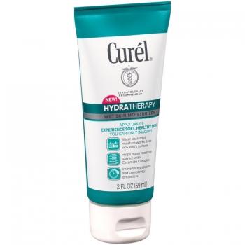 Curel Hydra Therapy Wet Skin Moisturizer Увлажняющий крем для тела 59 мл (миниатюра)