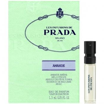 Prada Les Infusions Amande Eau de Parfum Парфюмерная вода 1.5 мл (пробник)
