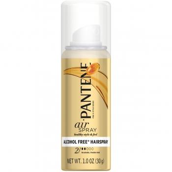Pantene Pro-V Style Series AirSpray Alcohol Free Flexible Hold Hairspray Лак для волос гибкой фиксации 30 г