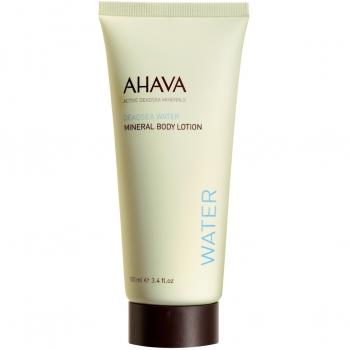 AHAVA Deadsea Water Mineral Body Lotion Лосьон для тела минеральный 100 мл