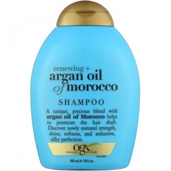 OGX Renewing Argan Oil of Morocco Shampoo Обновляющий шампунь с маслом арганы 385 мл