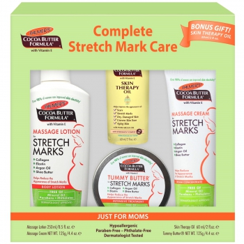 Palmer's Cocoa Butter Formula Complete Stretch Mark Care Set  Набор средств от растяжек