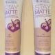Rimmel Stay Matte Liquid Mousse Foundation Матирующий тональный крем оттенок 101 Porcelain Ivory