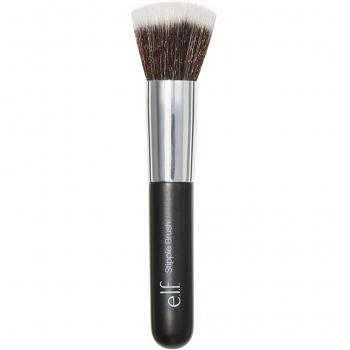 e.l.f. Beautifully Bare Stipple Brush Кисть для макияжа с аэрографическим эффектом