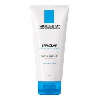 La Roche-Posay Effaclar Purifying Foaming Gel for Oily Skin Очищающий пенящийся гель для жирной кожи, склонной к акне 15 мл (миниатюра)