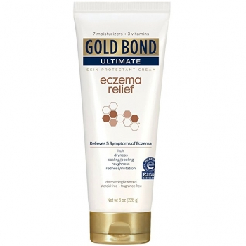 Gold Bond Ultimate Skin Protectant Cream Eczema Relief  Крем для защиты кожи от экземы 21 г (миниатюра)