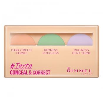 Rimmel Insta Conceal & Correct Palette Палетка корректоров