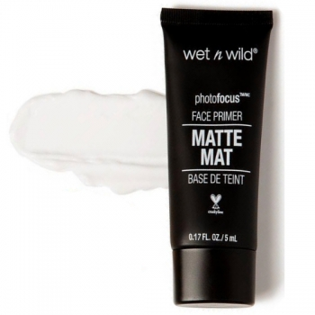Wet n Wild Photo Focus Matte Face Primer  База под макияж 5 мл (миниатюра)