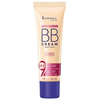 Rimmel BB Cream 9-in-1 SPF 15 BB-крем оттенок Light
