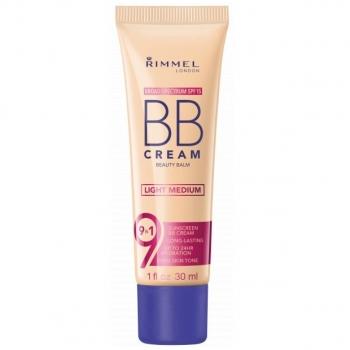 Rimmel BB Cream 9-in-1 SPF 15 BB-крем оттенок Light Medium