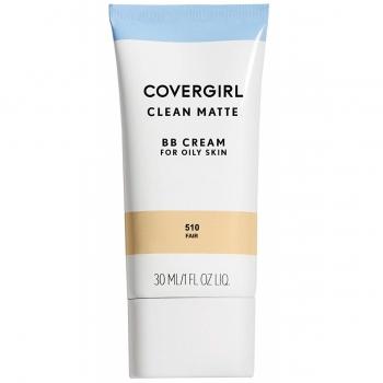 CoverGirl Clean Matte BB Cream Матирующий BB-крем для жирной кожи оттенок 510 Fair