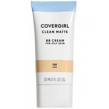 CoverGirl Clean Matte BB Cream Матирующий BB-крем для жирной кожи оттенок 520 Light
