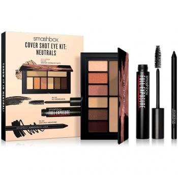 Smashbox Cover Shot Eye Kit: Neutrals Набор декоративной косметики для глаз