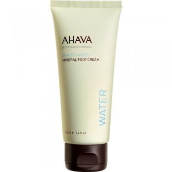 AHAVA Deadsea Water Mineral Foot Cream Крем для ног минеральный 100 мл