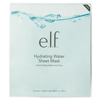 e.l.f. Hydrating Water Sheet Mask Увлажняющая бумажная маска для лица 25 мл