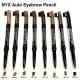 NYX Professional Makeup Auto Eyebrow Pencil Карандаш для бровей оттенок 04 Brown