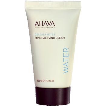 AHAVA Deadsea Water Mineral Hand Cream Крем для рук минеральный 40 мл