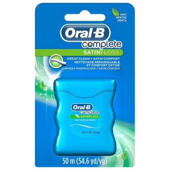Oral-B Complete Satin Floss Зубная нить 50 м