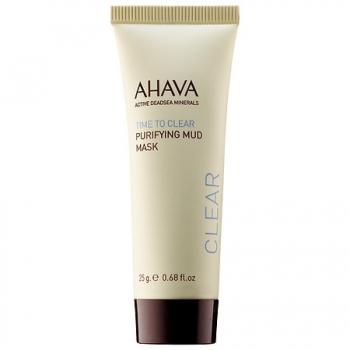 AHAVA Time to Clear Purifying Mud Mask Маска очищающая грязевая 25 г
