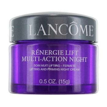 Lancome Renergie Lift Multi-Action Lifting and Firming Night Cream Ночной восстанавливающий крем с лифтинг-эффектом 15 г (миниатюра)