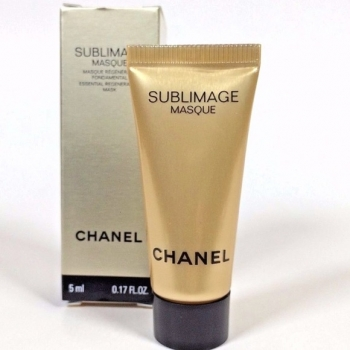Chanel Sublimage Masque Фундаментальная регенерирующая маска 5 мл (миниатюра)