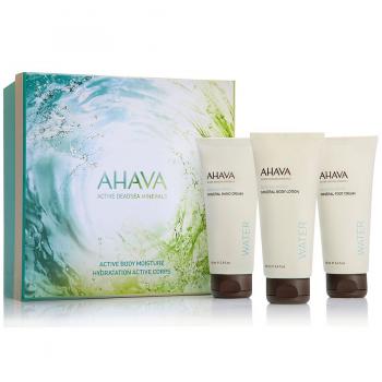 AHAVA Active Body Trio Набор косметики для тела