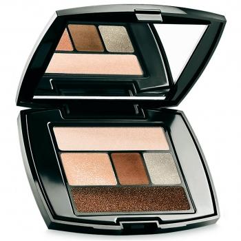 Lancome Color Design Eye Shadow Palette Палитра теней для век Coral Crush 2 г