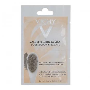 """Vichy Double Glow Peel Mask Минеральная маска-пилинг """"Двойное сияние"""" 2x6 мл"""