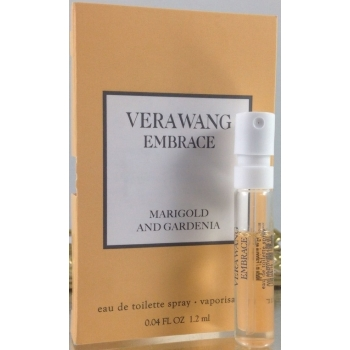 Vera Wang Embrace Marigold and Gardenia Eau de Toilette Туалетная вода 1.2 мл (пробник)