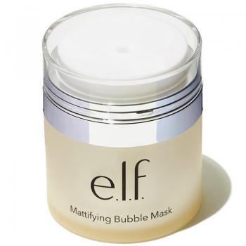 e.l.f. Mattifying Bubble Mask Матирующая глиняно-пузырьковая маска для лица 50 г