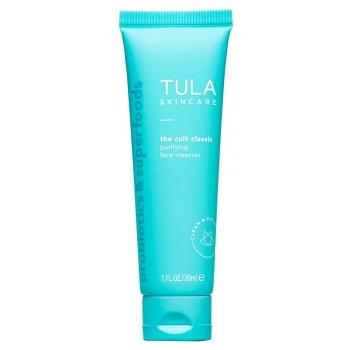 Tula Purifying Face Cleanser Пробиотическое очищающее средство для лица 30 мл (миниатюра)
