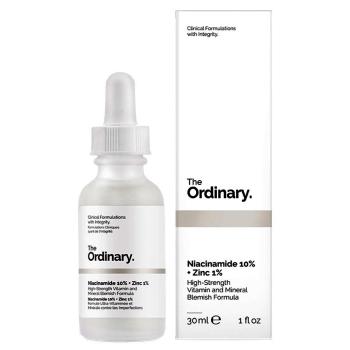 The Ordinary Niacinamide 10% + Zinc 1% Сыворотка для проблемной кожи 30 мл