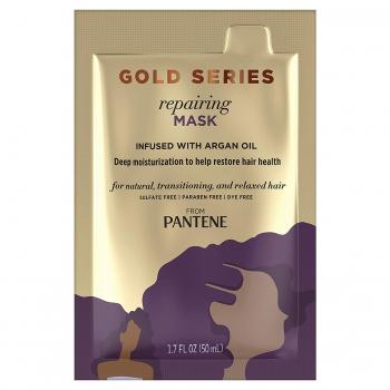 Pantene Pro-V Gold Series Repairing Mask  Восстанавливающая маска для волос 50 мл