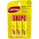 Carmex Classic Lip Balm Medicated Original Stick SPF 15 Набор лечебных бальзамов для губ в стиках 3 шт. по 4.25 г