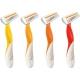 BIC Soleil Original Women's 3 Blade Disposable Razor  Женские одноразовые станки для бритья, 4 шт.