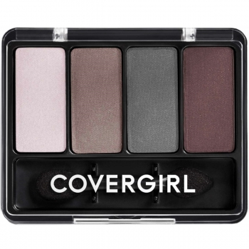 CoverGirl Eye Enhancers Eye Shadow Kit  Палетка теней оттенок 286 Smokey Nudes (шиммер)