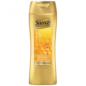 Suave Professionals Strengthening Shampoo Honey Infusion  Укрепляющий шампунь с медом 373 мл